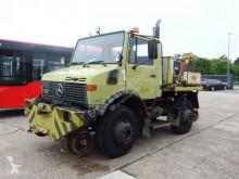 camion plateau ridelles Unimog
