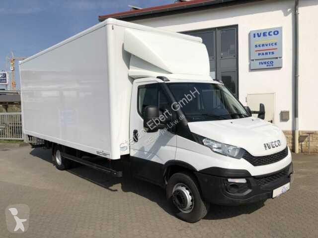 Voir les photos Camion Iveco Daily 70C17 (72-170) A8/P Koffer+LBW Automatik