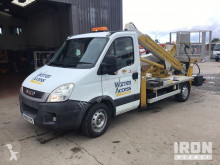 used articulated platform commercial vehicle