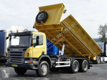 ciężarówka Scania P 380 / 6X4 / 3 SIDED TIPPER / BORTMATIC/ MANUAL