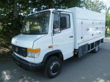 camion Mercedes 616D Eis/Ice -33°C Cold Car Bluetec-5