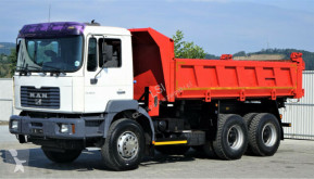 camion MAN FE 33.360 Kipper 5,20m+Bordmatic*6x4!