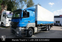 camion Mercedes Axor 2536 L 6x2 BDF, Pl+Spr.+LBW