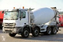 ciężarówka Mercedes ACTROS 3241 / CEMENTMIXER 9M3 /LIEBHERR / EPS