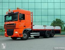 camion plateau ridelles DAF