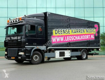 vrachtwagen DAF XF 95.480 FA EURO 3 THERMO KING ANALOGE TACHO