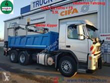 camion Volvo FM 340 Meiller Hiab122 HiPro+FB+5.+6.Steuerkreis