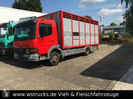 camion Mercedes Merecedes 815 Viehtransporte