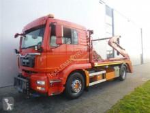 camión MAN TGM18