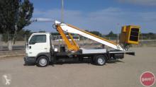camión Nissan - 160 ALU