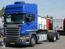 kamion podvozek Scania