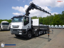 грузовик Iveco AT410T44 8x4+ Hiab 400 E-5 + Jib 90 X-3