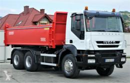 camion Iveco Trakker 410 Kipper + Bordmatic 5,20m 6x4