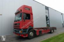 kamion podvozek DAF