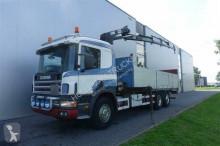 kamion plošina bočnice Scania