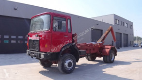 camion MAN 16.272 (BIG AXLE / STEEL SUSPENSION / / 6 CYLINDER ENGINE)