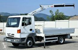 ciężarówka Nissan ATLON 140 Pritsche 4,20m + Kran