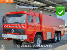 camion Renault Sides Crashtender Firetruck Airport Rescue-Vehicle