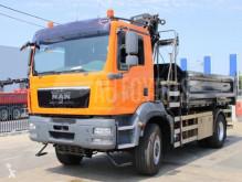 camión MAN TGM 18.340 BB 4X4 Grua 13T