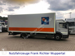 camion Mercedes Atego 1224 Koffer LBW, AT Motor bei 420TKM,