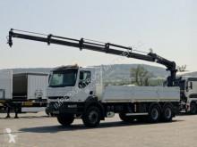 camião Renault KERAX 370 / 6X4 / CRANE HIAB 195 / RADIO CONTROL