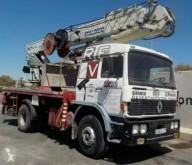 camion nacelle télescopique occasion