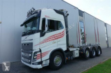 camion Volvo FH650 8X4 TIMBER TRUCK HUB REDUCTION EURO 6