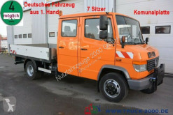 camion Mercedes Vario 818D Kipper 7 Sitzer mit Winterdienst 1.Hd