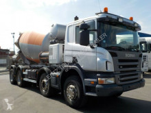 camion Scania P420-8X4-AP-WECHSELSYSTEM-SEPA