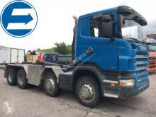 ciężarówka bramowiec Scania