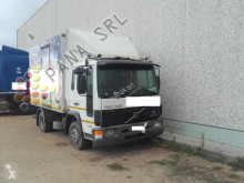 Volvo insulated truck