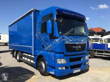 camion MAN TGX 26.440 E5 6x2 Firanka , Super stan