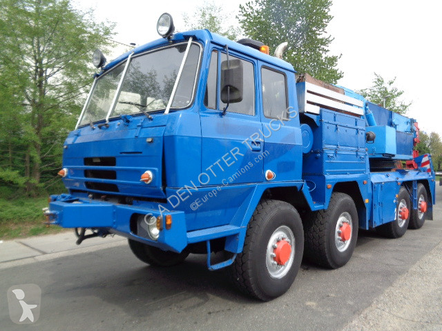 Voir les photos Grue Tatra