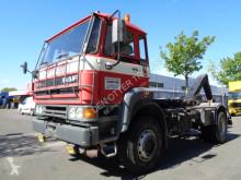 camion polybenne DAF