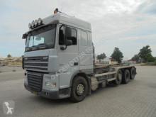 ciężarówka Hakowiec DAF