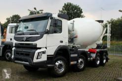 Voir les photos Camion Volvo FMX 460 8x4 / EuromiMTP EM 9m³ Vermietung