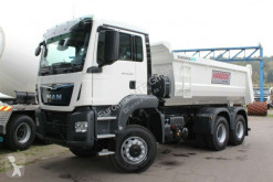 camion MAN TGS 33.400 6x6 / Mulden-Kipper EuromixMTP