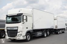DAF - 105.460 / E 6 / ZESTAW CHŁODNIA / BDF / AGREGATY + remorque truck