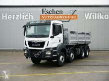 camion MAN TGS 35.460 8x4 BB, Meiller 3-Seiten, Bordmatik