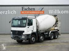 camion Mercedes 3241 B, 8x4, 9 m³ Liebherr, Klima, AP Achsen