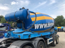 camion béton toupie / Malaxeur Kumlin
