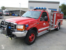 Ford F 550 V8 Diesel E-ONE Fast Aid Fire Truck (pump)