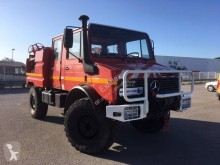 Unimog wildland fire engine truck
