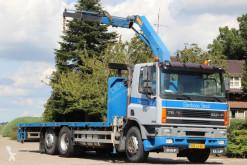 camion DAF 75/240 ATI!!KRAAN/CRANE/GRUE!! 6x2!! Manuell