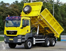 camion MAN TGS 26.400 / 6X6 / 3 SIDED TIPPER / KH-KIPPER /