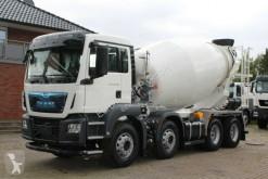 camion MAN TGS 32.420 8x4 / Euromix MTP EM 9m³ R EURO6