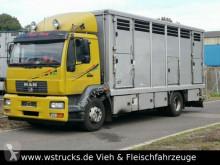 camion bétaillère MAN