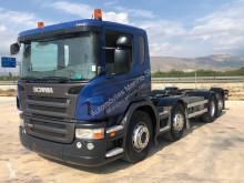 camião Scania P400 LB8x2