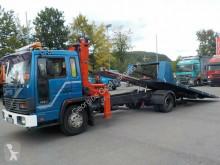 camion Volvo FL6 Abschleppwagen mit Kran