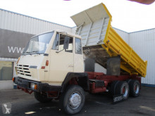 camion Steyr 1431 , , 6 Cylinder , Spring Suspension , Manual ZF
